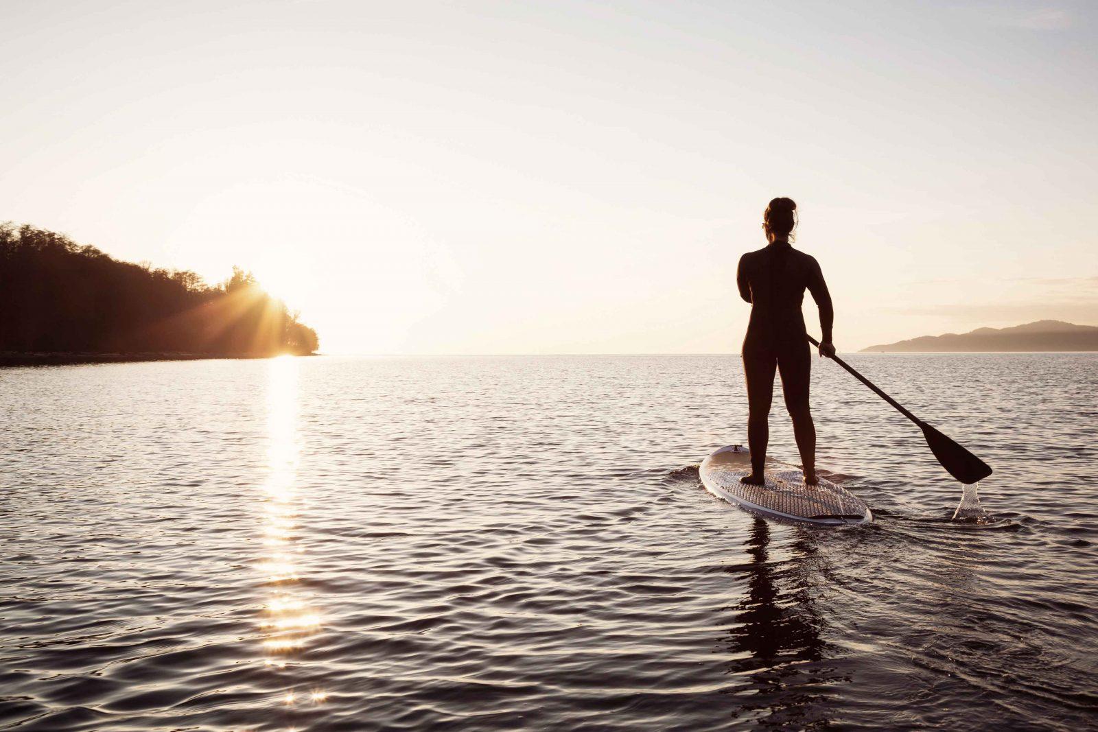 Stand up paddle board, västkusten, Bohuslän - Bokenäset Hotell & Konferens
