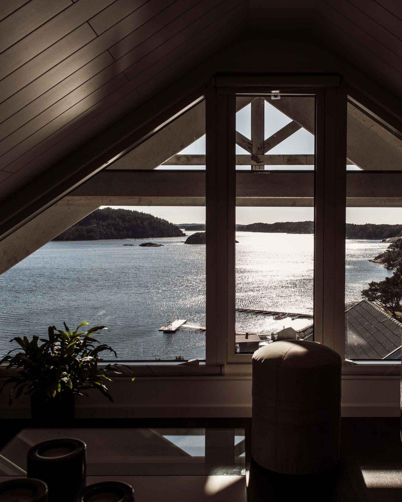 Lägenhet med havsutsikt över Koljöfjorden på Bokenäset Hotell & Konferens i Bohuslän