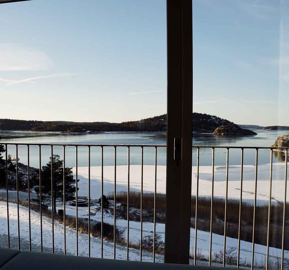 Vinterkonferens med havsutsikt i Bohuslän